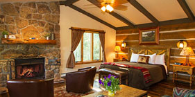 Lodging at C Lazy U Ranch Outfitters
